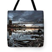 The Roebling Gotham Style Tote Bag