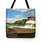 The Rondout At Eddyville Tote Bag
