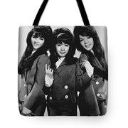 The Ronettes 1966 Tote Bag