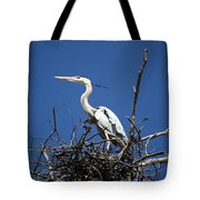 The Rookery Tote Bag