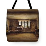 The Room In Which Shakespeare Was Born Tote Bag
