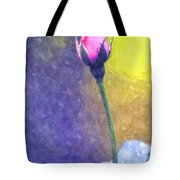 The Rose Bud Tote Bag