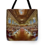 The Rose Main Reading Room Nypl Tote Bag