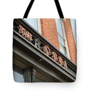 The Rossi Tavern Sign Tote Bag