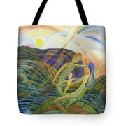 The Round Tote Bag