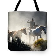 The Round Up Tote Bag