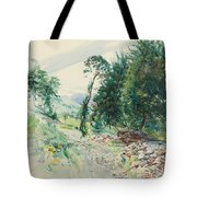 The Route Tote Bag