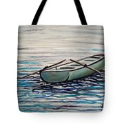 The Row Boat Tote Bag