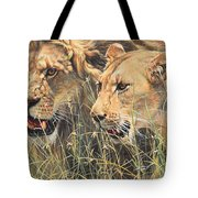 The Royal Couple II Tote Bag