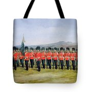 The Royal Fusiliers Tote Bag