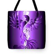 The Royal Phoenix Tote Bag