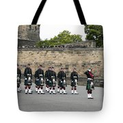 The Royal Regiment Of Scotland Tote Bag