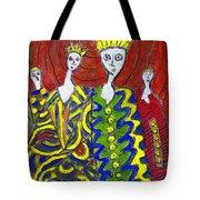 The Royal Sisters Tote Bag