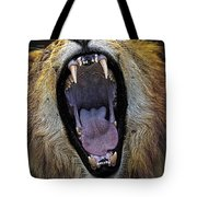 The Royal Yawn Tote Bag