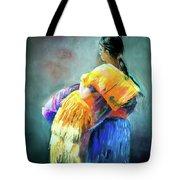 The Rug Girl Tote Bag