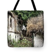 The Ruined Cottage Tote Bag