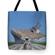 The Runway Tote Bag