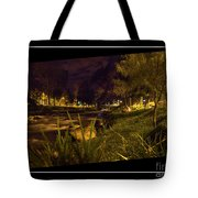 The Rushing Rio Tomebamba Iv Tote Bag