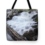 The Rushing River Tote Bag