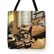 The Rust Belt Tote Bag