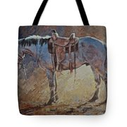 The Rustle Of Oats Tote Bag