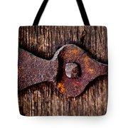 The Rusty Hinge Tote Bag