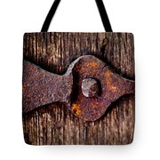 The Rusty Hinge Tote Bag