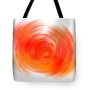 The Sacral Chakra - Orange Tote Bag