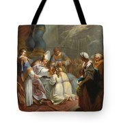 The Sacrament Of Confirmation Tote Bag