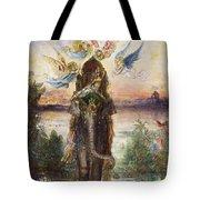 The Sacred Elephant 1882 Tote Bag