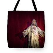 The Sacred Heart Tote Bag