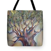 The Sacred Tree Tote Bag