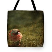 The Sad Chaffinch Tote Bag