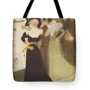 The Sagot Address Tote Bag