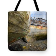 The Salen Wrecks Tote Bag