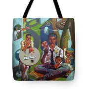 The Salesman Tote Bag