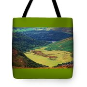 The Sally Gap Wicklow Tote Bag