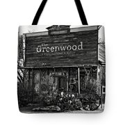 The Saloon Tote Bag