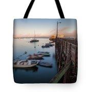 The San Luis Pier Tote Bag