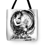 The Sandman Tote Bag