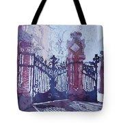 The Sant Pau Gates Tote Bag
