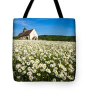 The Saxon Church Tote Bag