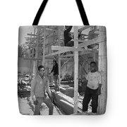 The Scaffold Boys Tote Bag