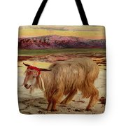The Scapegoat Tote Bag