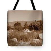 The Scenic Route Tote Bag