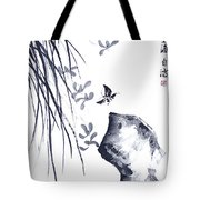 The Scent Of Spring Tote Bag