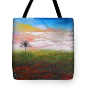 The Scented Sky Tote Bag