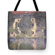 The Schloss Kammer On The Attersee IIi Tote Bag