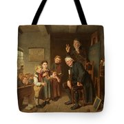 The School Inspector Tote Bag