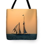 The Schooner America Tote Bag